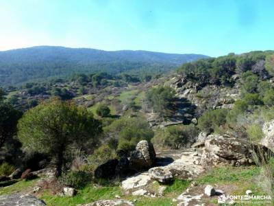 Hoyo de Pinares;Valle de la Pizarra y los Brajales-Cebreros;rio tajuña afluentes del rio tajo alpes